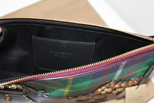 Burberry Blue multi Clutch Image 10