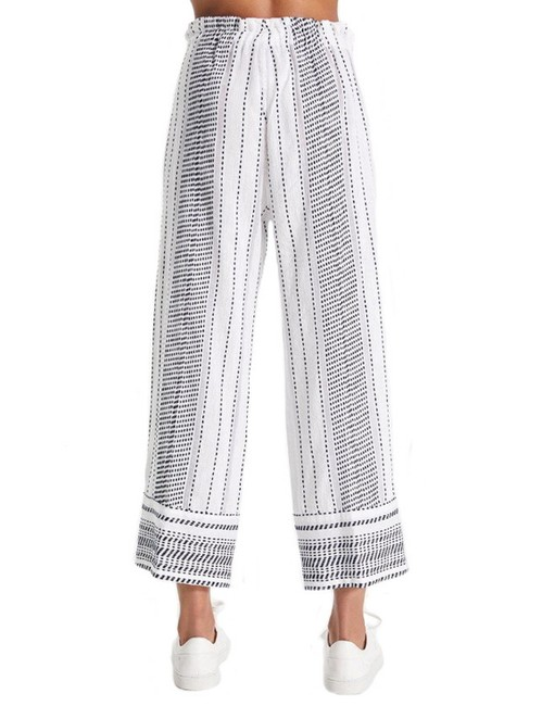 lemlem Relaxed Pants White Image 1