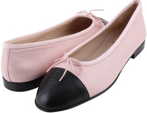 30875e1d4 Chanel Ballerina Flats - Up to 70% off at Tradesy (Page 4)