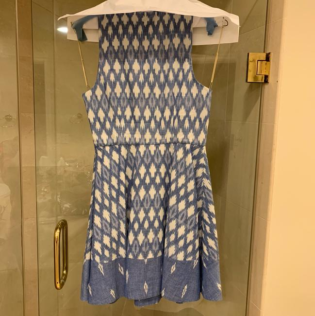Joie short dress blue and white on Tradesy Image 1