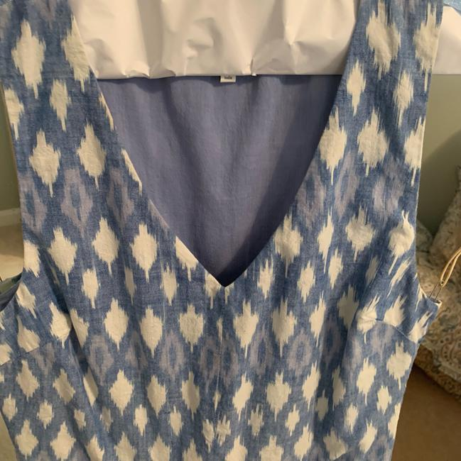 Joie short dress blue and white on Tradesy Image 2