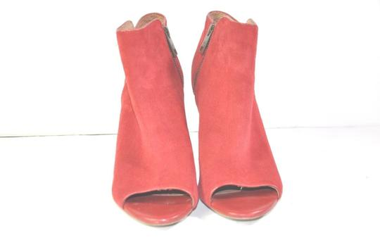 Joie Red Boots Image 6