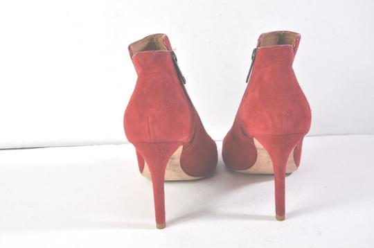 Joie Red Boots Image 8