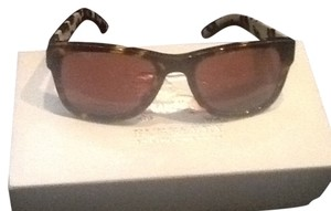 Burberry Animal Print Tortoise Shell Frame Burberry Sunglasses