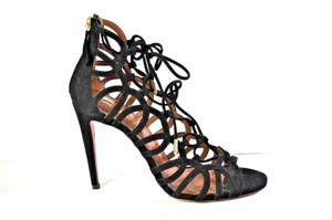 Aquazzura Balck Sandals