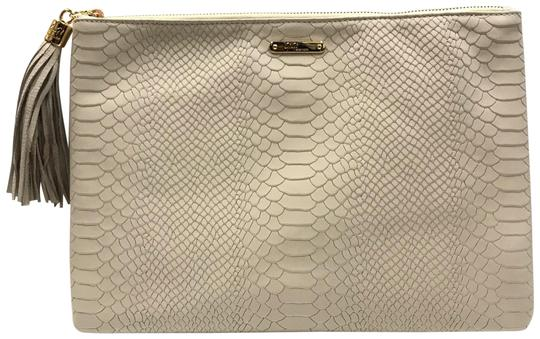 Preload https://img-static.tradesy.com/item/24553741/gigi-new-york-python-embossed-off-white-leather-clutch-0-1-540-540.jpg