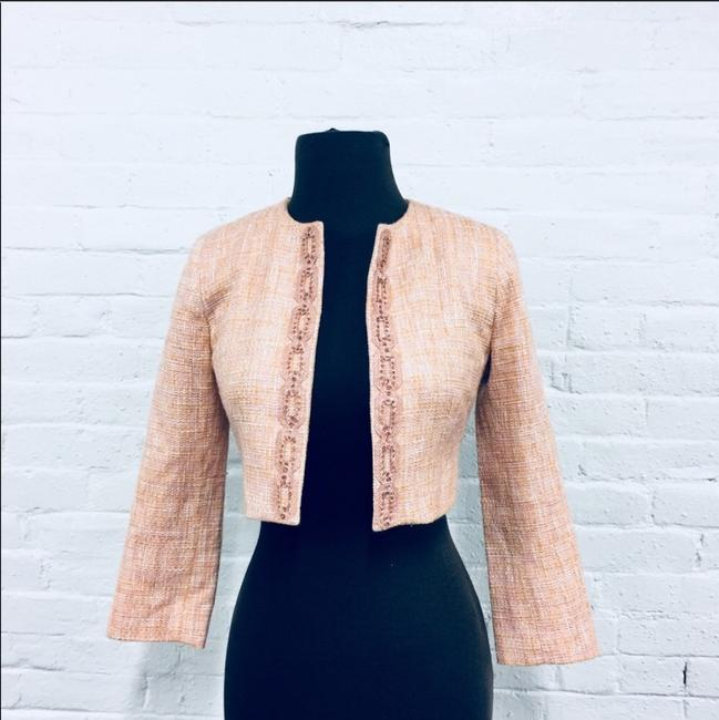 Laundry by Shelli Segal Coral Blazer