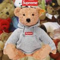 Supreme Extremely Rare Limited Edition Box Logo Hood Steiff Teddy Bear Image 1