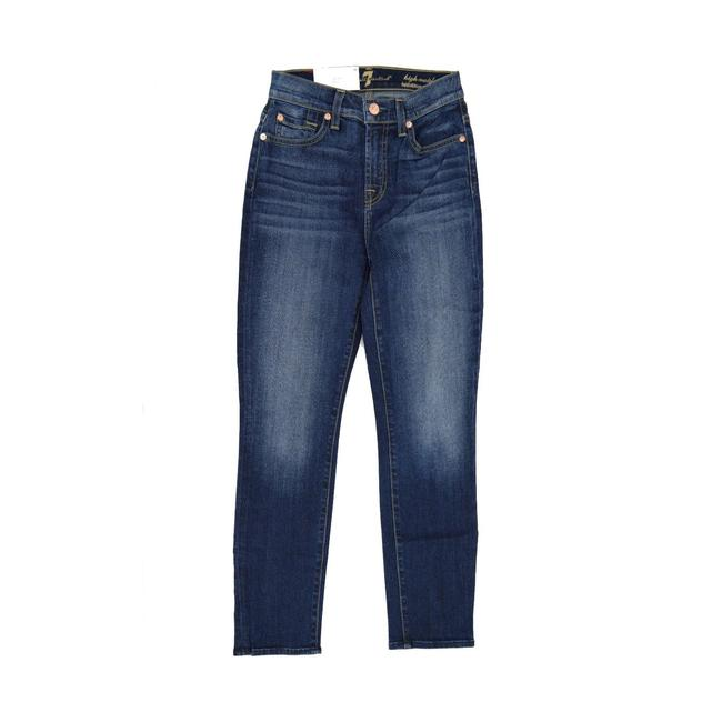 Preload https://img-static.tradesy.com/item/24553875/7-for-all-mankind-blue-dark-rinse-high-waist-roxanne-ankle-skinny-jeans-size-24-0-xs-0-0-650-650.jpg