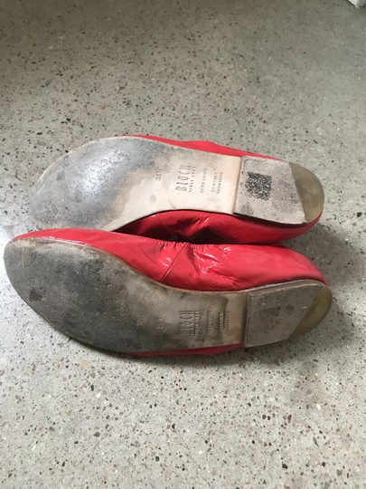 Bloch Ballet Patent Leather Repetto Jcrew Ballet Red Flats