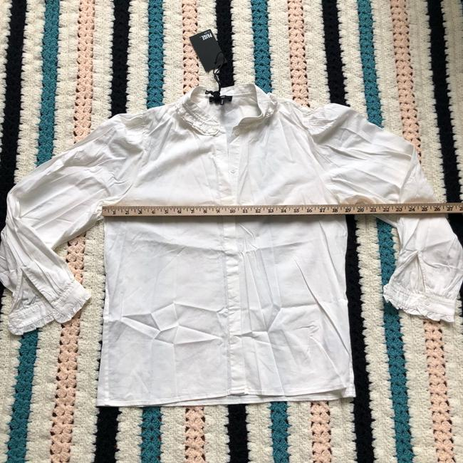 Paige Top white