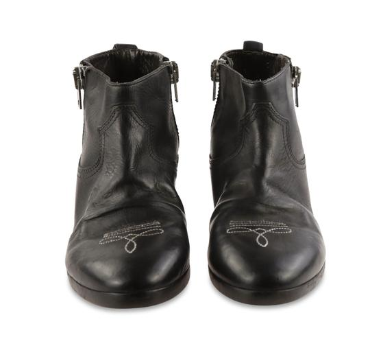 Golden Goose Deluxe Brand Black Boots Image 2