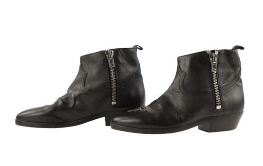 Golden Goose Deluxe Brand Black Boots Image 4