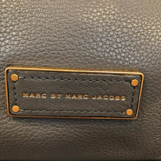 Marc by Marc Jacobs Satchel in faded aluminum