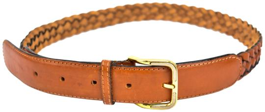 Preload https://img-static.tradesy.com/item/24554009/salvatore-ferragamo-brown-woven-leather-and-logo-fits-27-to-31-mo-belt-0-1-540-540.jpg