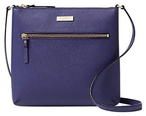 Kate Spade Smoke Free Home Sleek Slim Cross Body Bag