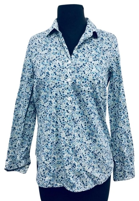 Preload https://img-static.tradesy.com/item/24554069/jcrew-blue-white-floral-liberty-arts-button-down-top-size-2-xs-0-1-650-650.jpg