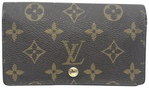 Louis Vuitton Louis Vuitton Monogram Zippy Wallet