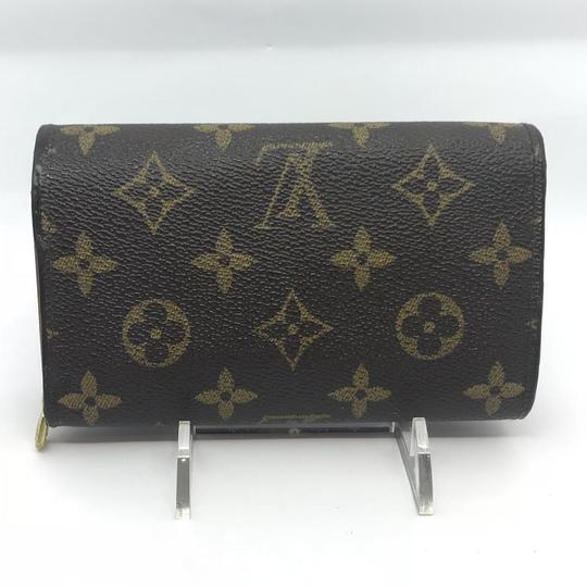 Louis Vuitton Louis Vuitton Monogram Zippy Wallet Image 1