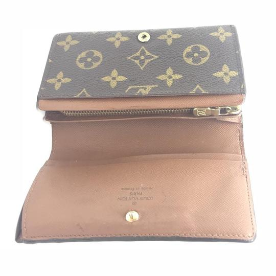 Louis Vuitton Louis Vuitton Monogram Zippy Wallet Image 2