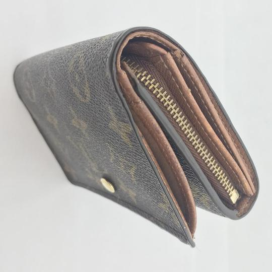 Louis Vuitton Louis Vuitton Monogram Zippy Wallet Image 6
