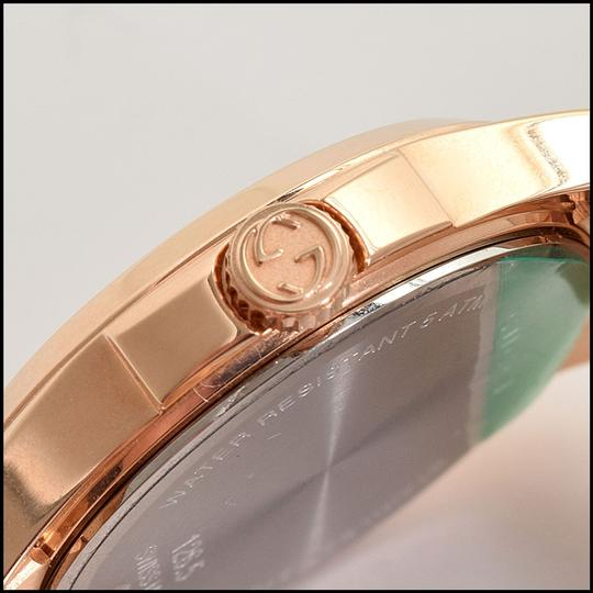 Gucci Gucci Rose Gold Diamante G-Timeless 126.5 Watch