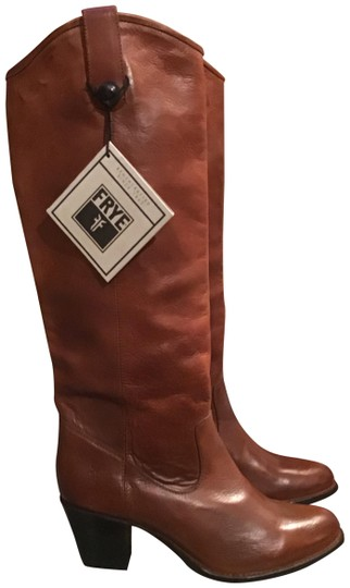 Preload https://img-static.tradesy.com/item/24554209/frye-cognac-jackie-button-bootsbooties-size-us-95-regular-m-b-0-1-540-540.jpg