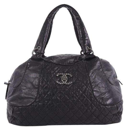 Preload https://img-static.tradesy.com/item/24554230/chanel-coco-rider-bowler-quilted-aged-calfskin-large-black-leather-satchel-0-1-540-540.jpg