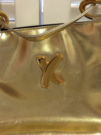 Paloma Picasso Gold Messenger Bag Image 6
