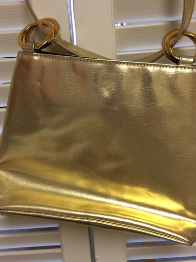 Paloma Picasso Gold Messenger Bag Image 7