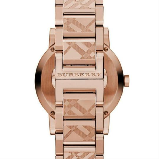 Burberry Burberry Watch Rose Gold Tone Dial Stainless Steel Watch BU9039 Image 2