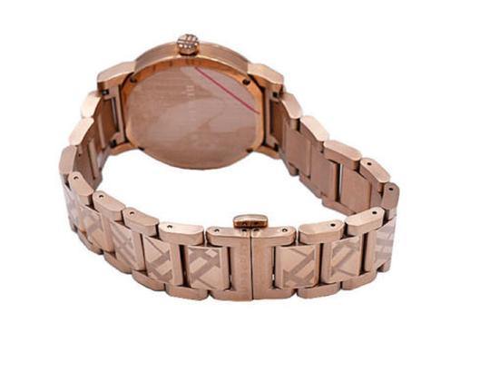 Burberry Burberry Watch Rose Gold Tone Dial Stainless Steel Watch BU9039 Image 4