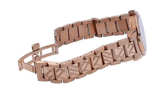 Burberry Burberry Watch Rose Gold Tone Dial Stainless Steel Watch BU9039 Image 5