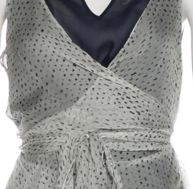 Proenza Schouler short dress Navy on Tradesy Image 3