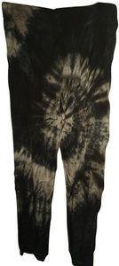Enza Costa Relaxed Pants Black grey