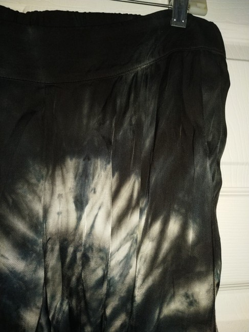 Enza Costa Relaxed Pants Black grey Image 2