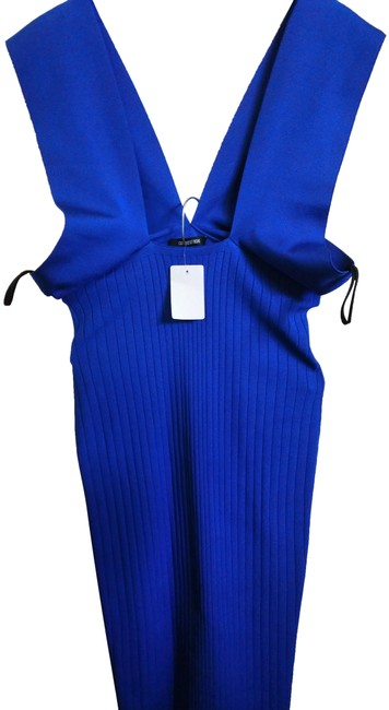 Preload https://img-static.tradesy.com/item/24554673/cushnie-et-ochs-blue-l-stretch-mid-length-night-out-dress-size-12-l-0-3-650-650.jpg