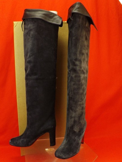 Christian Louboutin Grey Boots Image 10