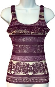 Jean-Paul Gaultier Top Purple