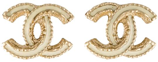 Preload https://img-static.tradesy.com/item/24554904/chanel-white-gold-mini-cc-logo-crystal-silver-classic-05p-small-timeless-interlocking-earrings-0-2-540-540.jpg