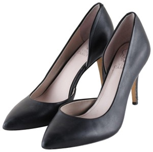 Vince Camuto Pointed Toe Classic Black Pumps