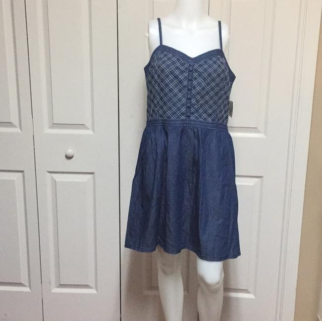 Joe Boxer short dress blue on Tradesy Image 1