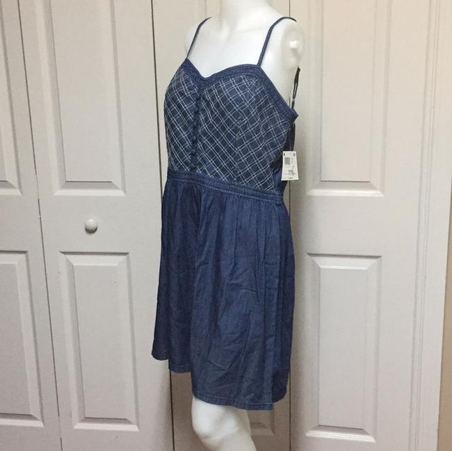 Joe Boxer short dress blue on Tradesy Image 3