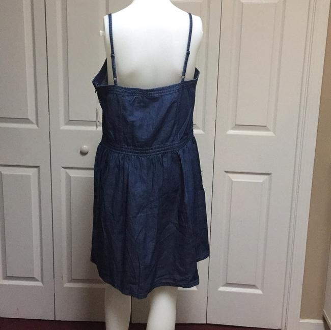 Joe Boxer short dress blue on Tradesy Image 5