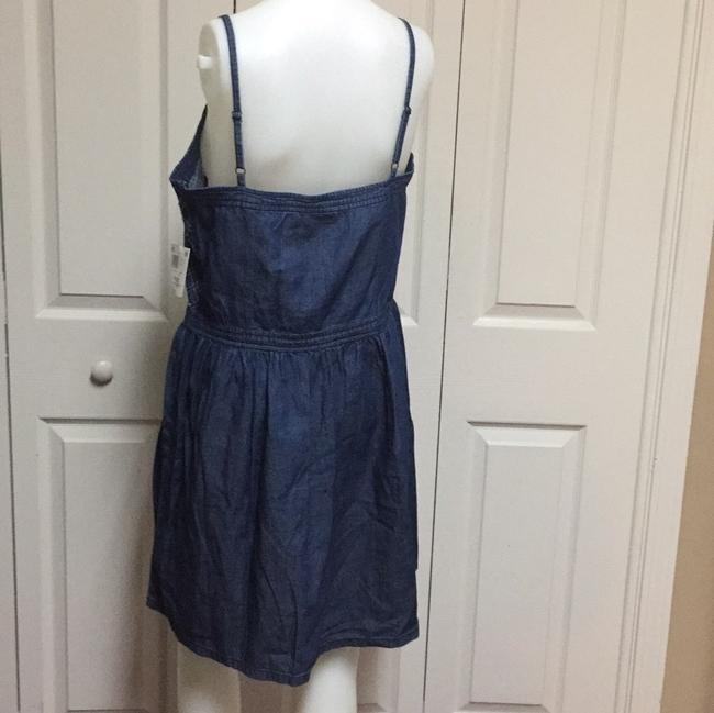 Joe Boxer short dress blue on Tradesy Image 6