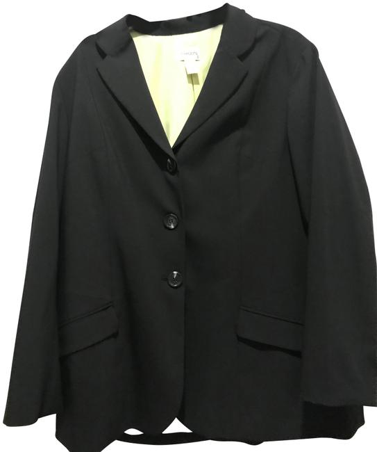 Preload https://img-static.tradesy.com/item/24554992/chico-s-black-and-lime-green-top-jacket-size-16-xl-plus-0x-0-1-650-650.jpg