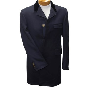 Thom Browne Monogram Vintage Anchor Sailor British Pea Coat