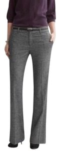 Banana Republic Trouser Pants black and white