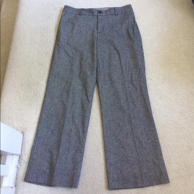 Banana Republic Trouser Pants black and white Image 1