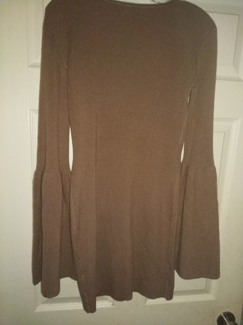 THEPERFEXT short dress Brown on Tradesy Image 3